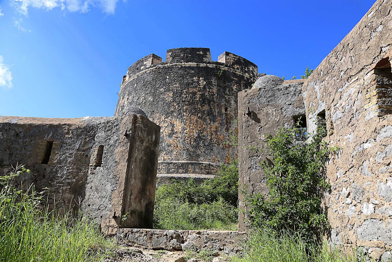 Eight of Curacao's forts — relics of centuries past when the island had to ward off pirates and privateers — still stand.