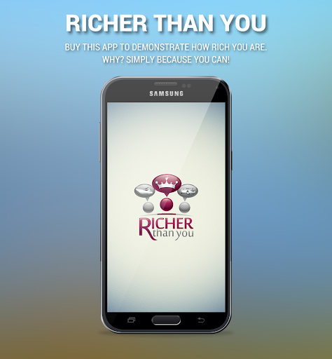 Richer than you