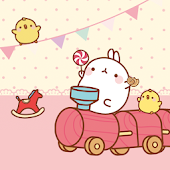 Molang Toy World Atom theme