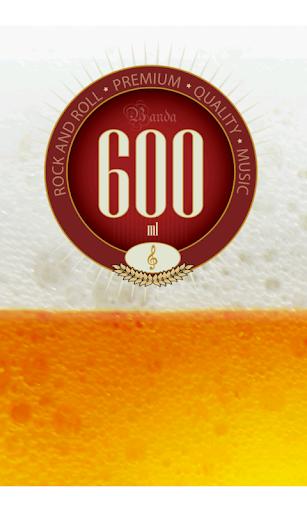 Banda 600ml