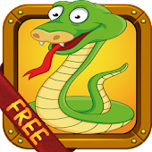 Jigsaw Puzzle Game - Snakes