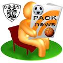 Paok News icon