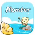 GO SMS Pro Beach ThemeEX icon