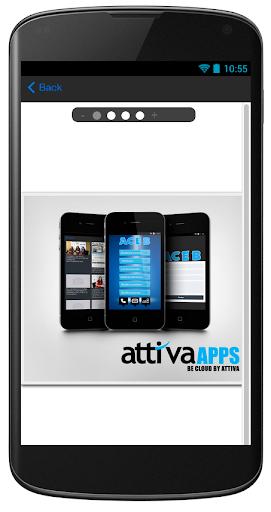 Attiva Apps - App Corporativa