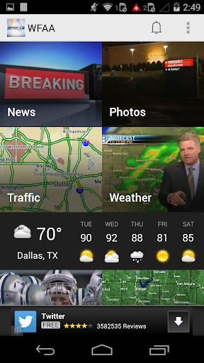 WFAA -North Texas News Weather