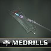 Medrills: Army Saline Lock