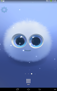 Fairy Puff Live Wallpaper