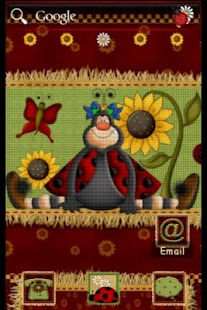 How to install ADW Theme Cute Ladybugs 1.0 mod apk for bluestacks