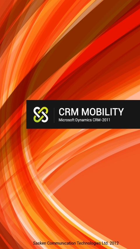 CRM Mobility (MS Dynamics CRM) - screenshot