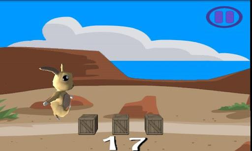 Run Lucky Bunny