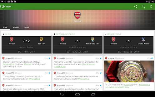 Onefootball - Soccer scores Screenshot 23