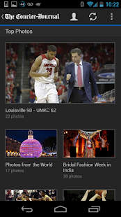 The Courier-Journal - screenshot thumbnail