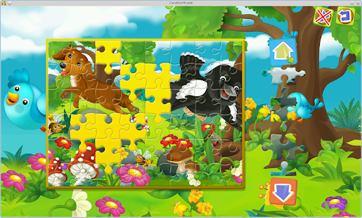 Nestor Fairy Tale Puzzles Fun- screenshot thumbnail