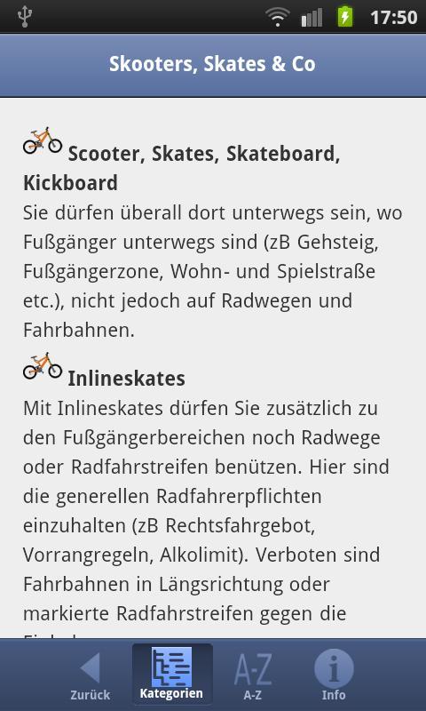 Taschenanwalt Österreich- screenshot