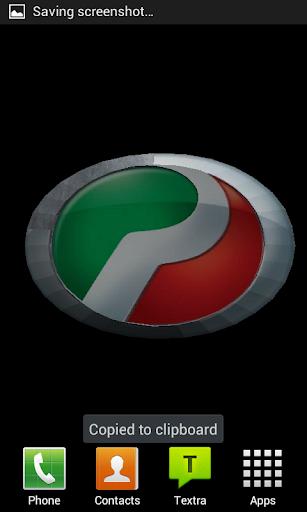 Perodua 3d Logo LWP