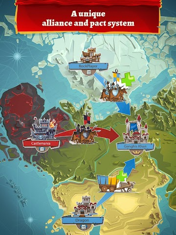 android Empire: Four Kingdoms Screenshot 9