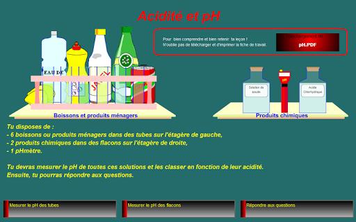 AniChim3 - Le pH