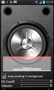 Subwoofer Bass Vibrator- screenshot thumbnail