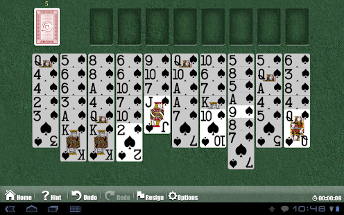 Astraware Solitaire - screenshot thumbnail