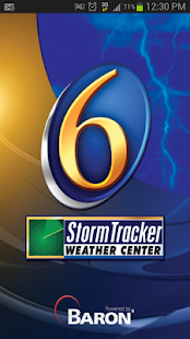 WLNS StormTracker 6 - screenshot thumbnail