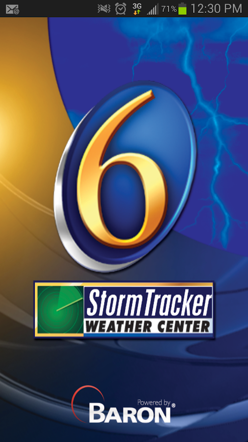 WLNS StormTracker 6 - screenshot