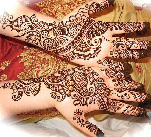 Google Bridal Mehndi : Mehndi design google makedes