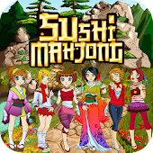 Sushi Girls Mahjong HD