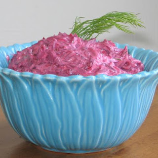 Beets with Sour Cream Recipe - Polish Buraczki ze Smietana