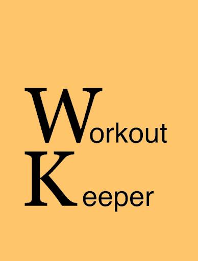 Workout Keeper