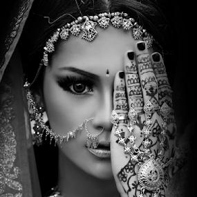 by Yudi Prabowo - Black & White Portraits & People (  )
