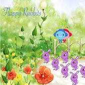 Flappy Rabbits!: Alien help