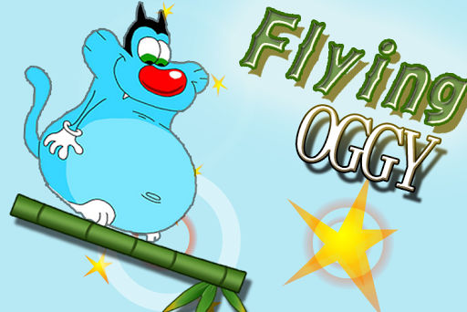 Flying Oggy
