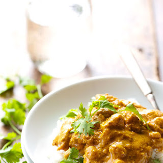 Chicken Shahi Korma.