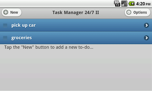 Task Manager 24 7 II