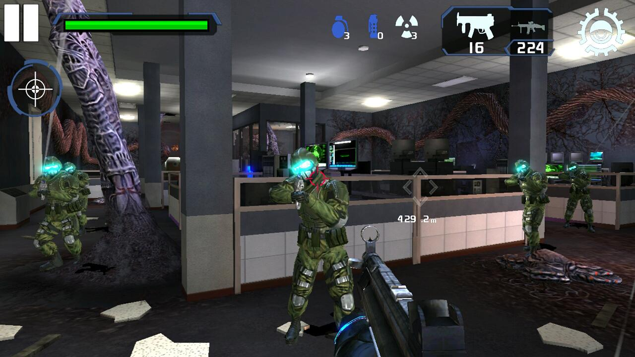The Conduit HD- screenshot