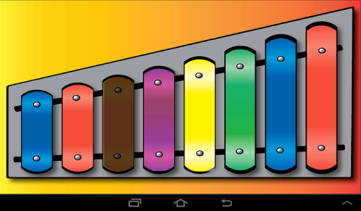 Toddlers Xylophone Screenshot