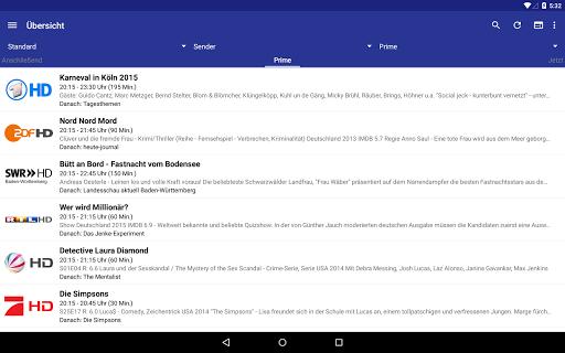 【免費媒體與影片App】dream EPG-APP點子