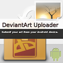 DeviantArt Uploader! icon