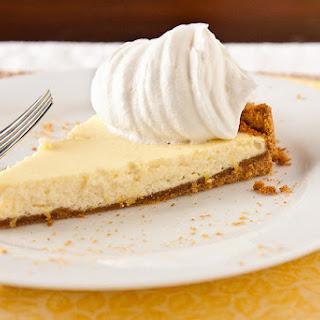 Lemonade Cheesecake Tart Recipe