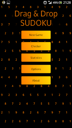 Drag Drop Sudoku