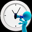 Speak Time icon