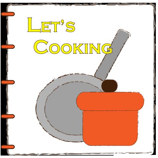 教育のLET'S COOKING LOGO-記事Game