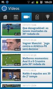 Cruzeiro SporTV - screenshot thumbnail
