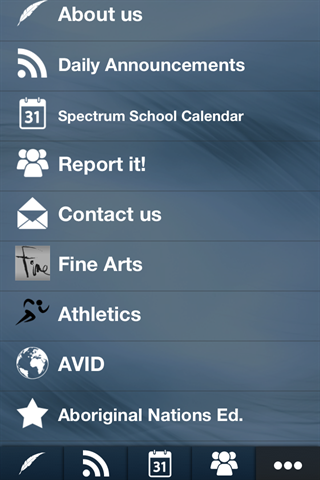 玩教育App|Spectrum Community School免費|APP試玩