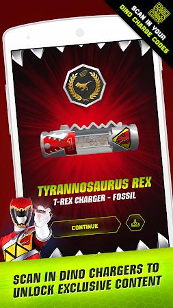 Power Rangers Dino Charge Scan 1.4.6 screenshot 446412