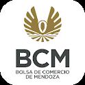 Bolsa de comercio de Mendoza icon