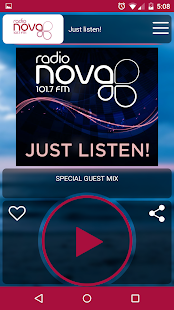 Radio NOVA- screenshot thumbnail