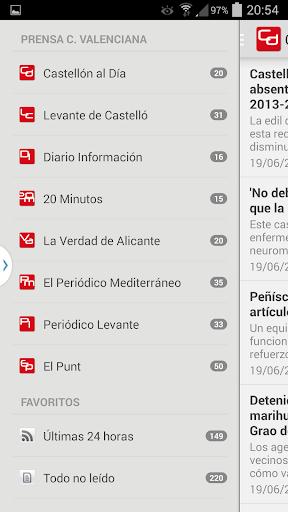 Prensa C. Valenciana