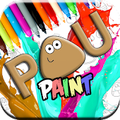 Paint POU HD