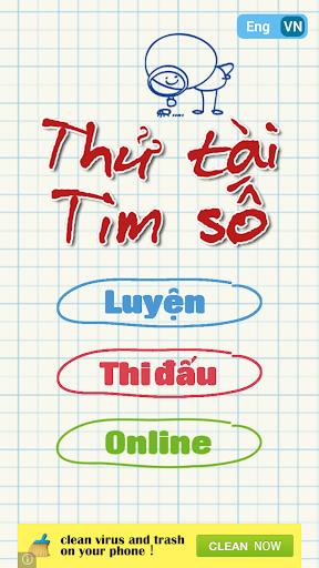 Tim So - Tro Choi Tuoi Tho